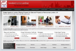London Homes Online